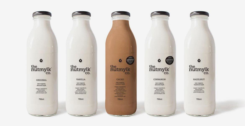The Nutmylk Co. Packaging