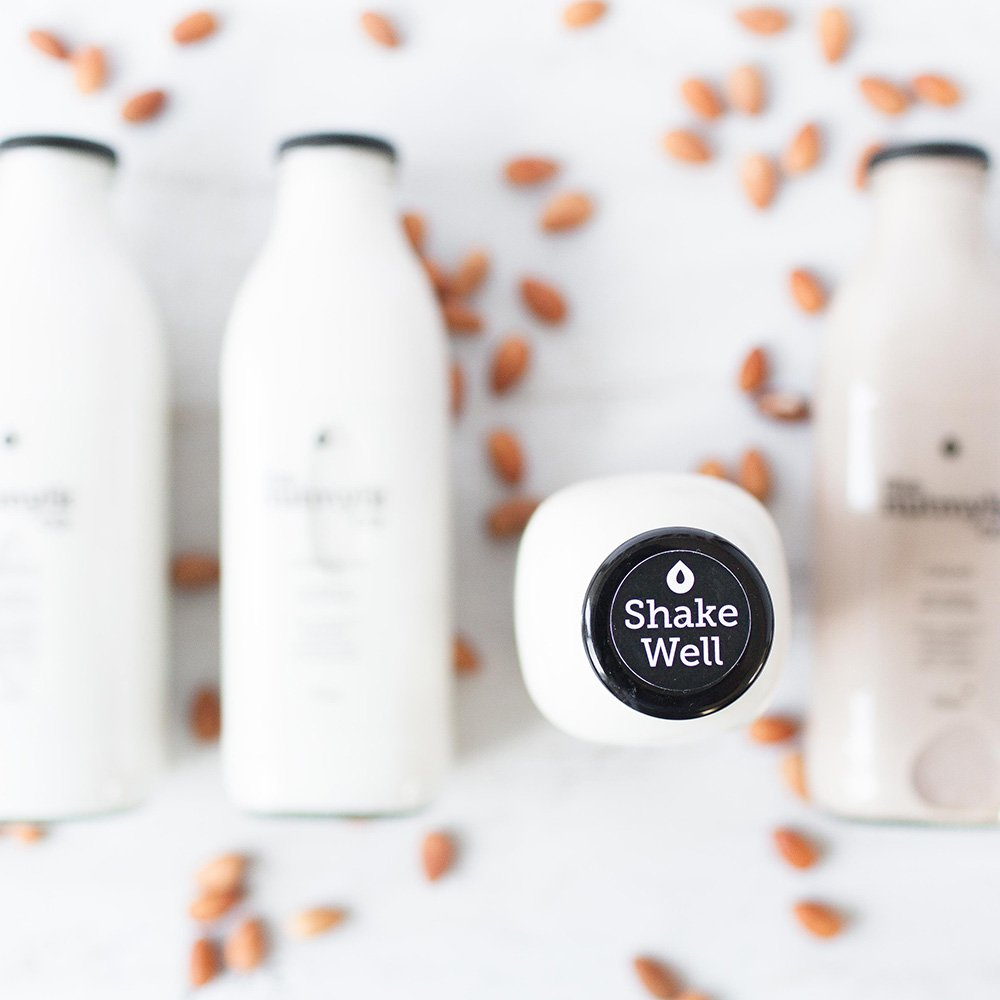 The Nutmylk Co. Website