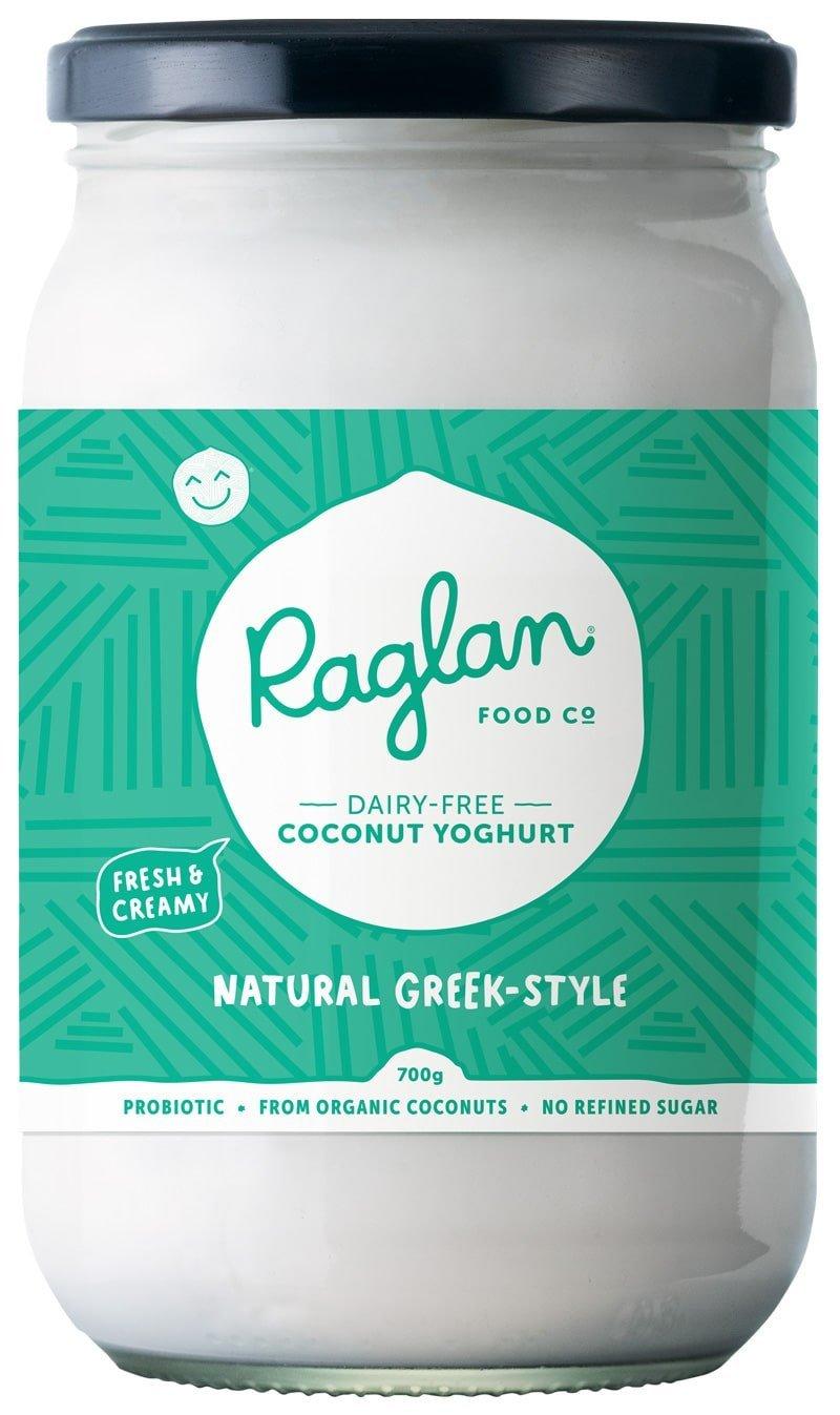 Raglan Coconut Yoghurt - Natural Greek-Style